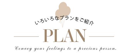 PLAN(プラン)