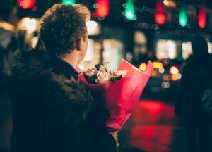 バレンタインプロポーズ